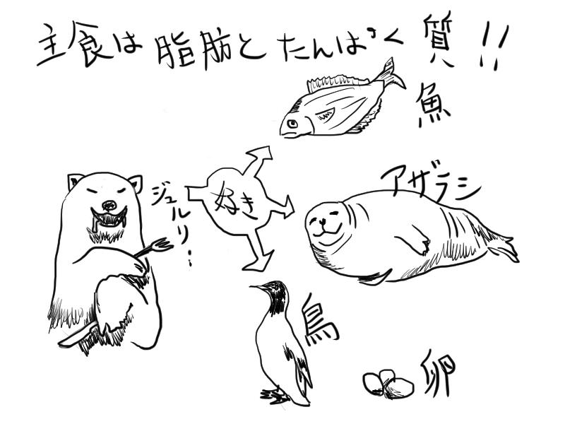 超肉食系クマ
